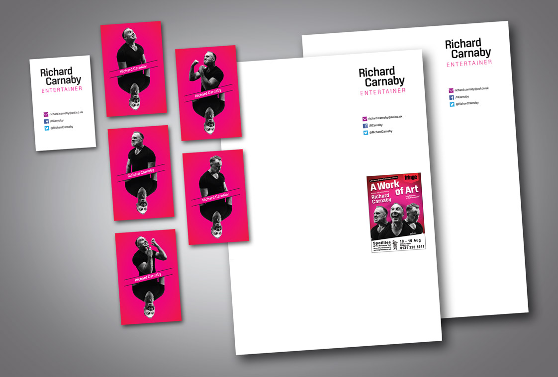 Fire flame portfolio tag business cards letterheads and business cards richard carnaby magicingreecefo Images